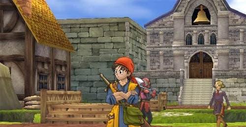Square Enix libera segundo trailer de 'Dragon's Quest VIII' para 3DS
