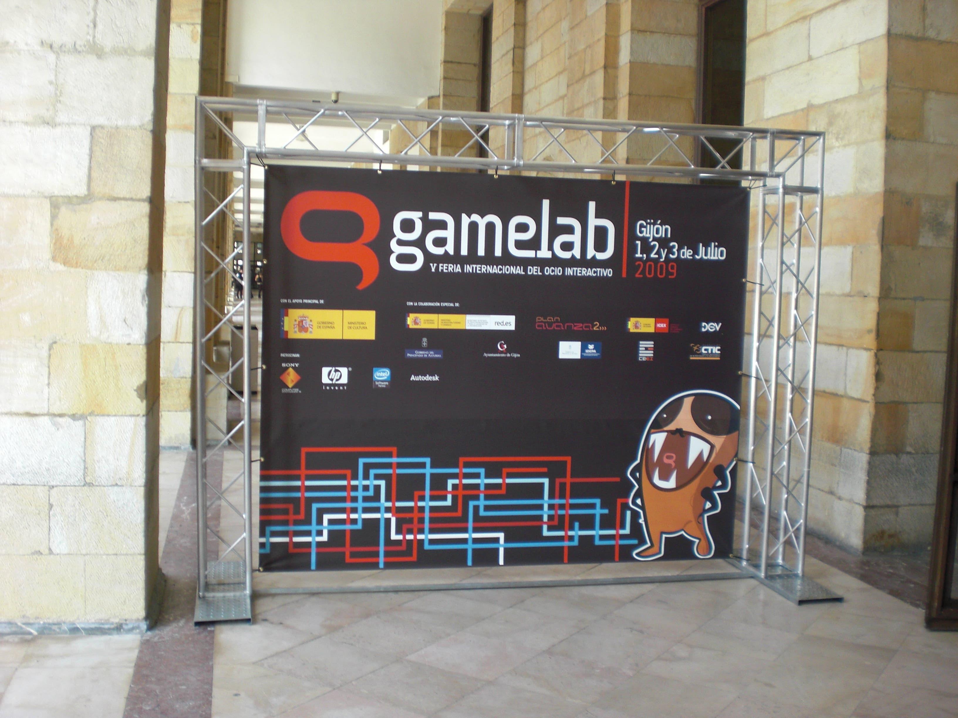 Gamelab presenta los últimos videojuegos del mercado y entrega de premios.