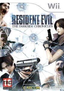 Carátula de Resident Evil: The Darkside Chronicles