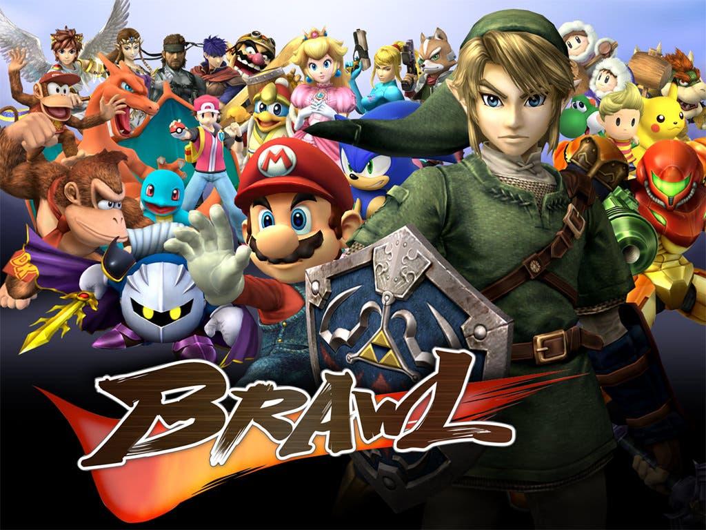 Super Smash Bros. Brawl Super-Smash-Bros.-Brawl