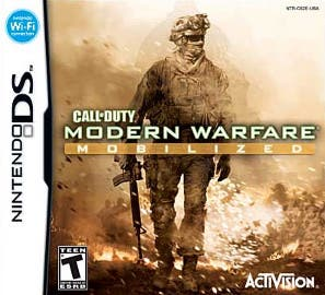 modern warfare  mobilized