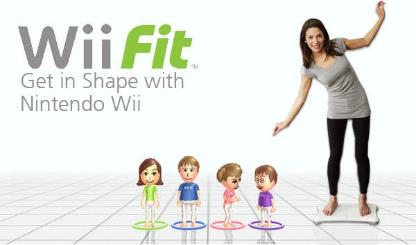 'Wii Fit' pudo haber sido 'Mario Fitness'
