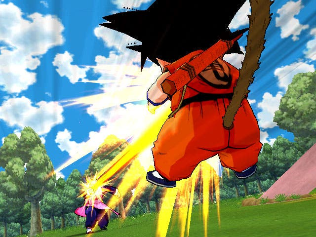 Primeros screenshot de 'Dragon Ball Heroes Ultimate Mission 2'