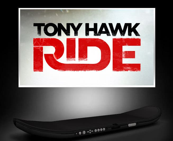 Tony Hawk: Ride criticado duramente