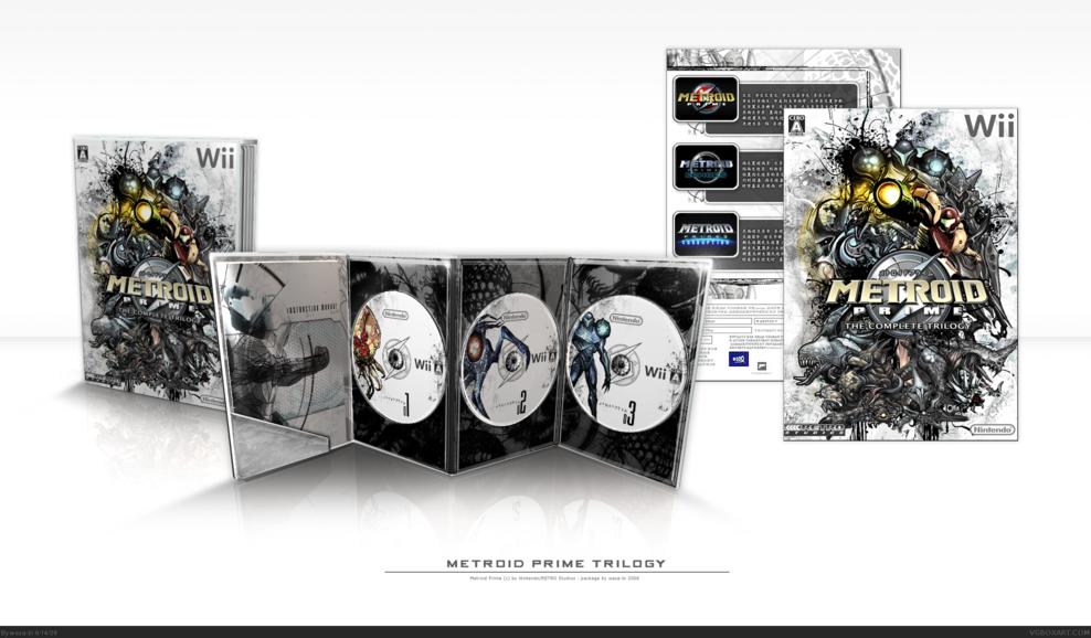 Metroid Prime Trilogy se termino