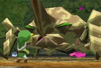 Tráilers europeos de 'Zelda: Phantom Hourglass' y 'Zelda: Spirit Tracks'