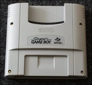 [Retro] Super Game Boy