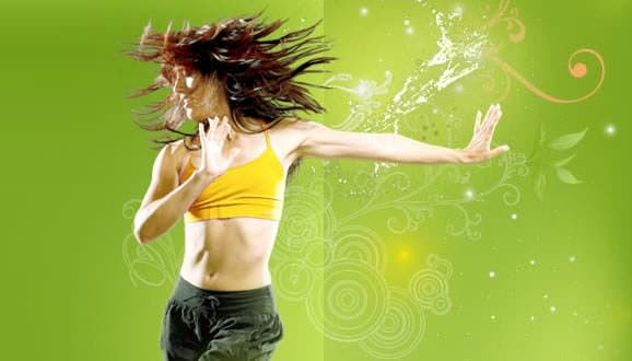 Gold's Gym Dance Workout (wii) está respaldado por un gimnasio de nivel mundial