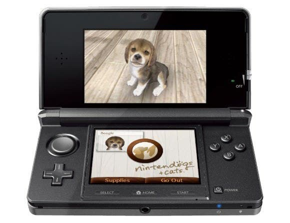 Tendremos demo de Nintendogs + Cats