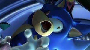 La cara que se le quedó a Sonic al ver que aún tiene que aparecer en 4 juegos más
