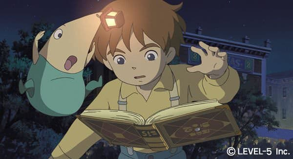 Los medios piden a Level-5 que lance  'Ni no Kuni' en Occidente
