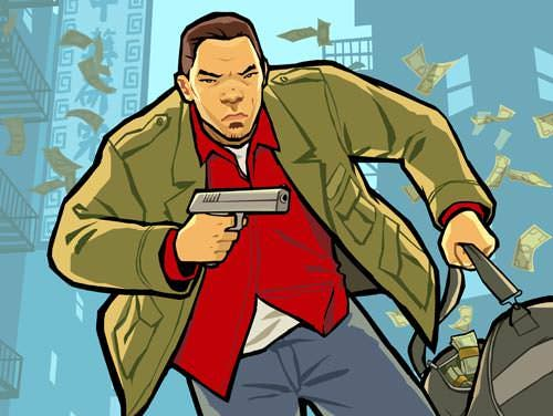 Vídeo de GTA: Chinatown Wars