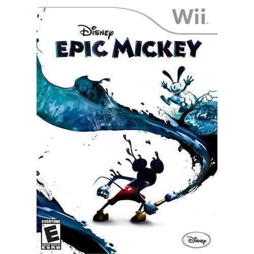 [Análisis] Epic Mickey