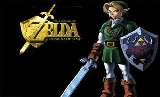'Ocarina of Time' sigue liderando en la eShop de Wii U (23/7/15)