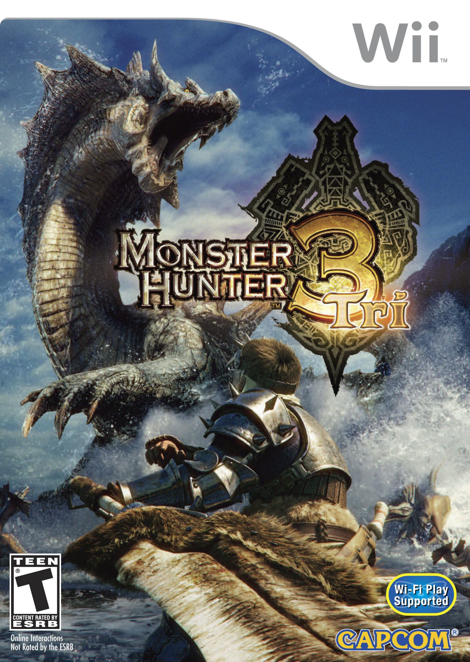 [Análisis] Monster Hunter Tri