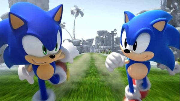 Sonic the Hedgehog clásico no estará disponible en Sonic Generations de 3DS