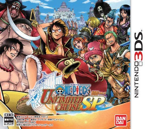 Comercial europeo de One Piece Unlimited Cruise SP