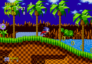 Tráiler de '3D Sonic the Hedgehog'