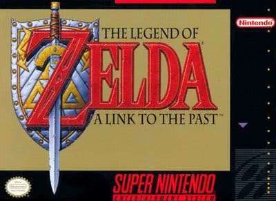 Reeditada la novela gráfica de  'The Legend of Zelda: A Link to the Past'