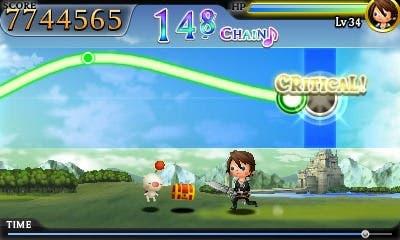 """'Theatrhythm Final Fantasy' disponible """"gratis"""" en IOS"""