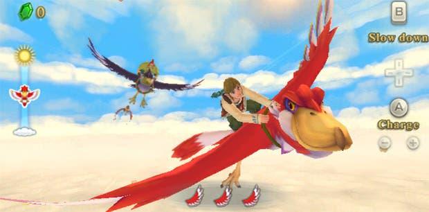La tarta más impresionante del mundo,  'The Legend of Zelda: Skyward Sword'
