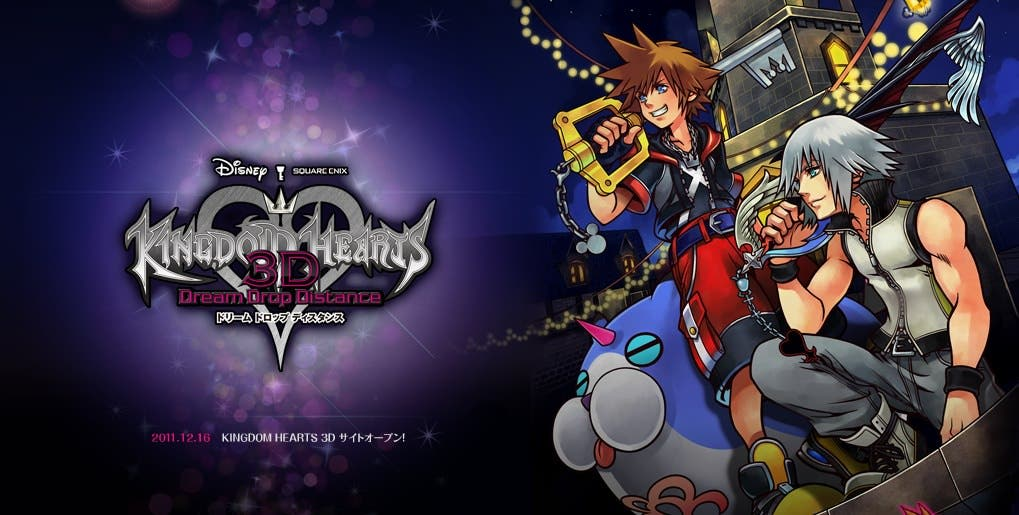 Primer trailer occidental de Kingdom Hearts 3D