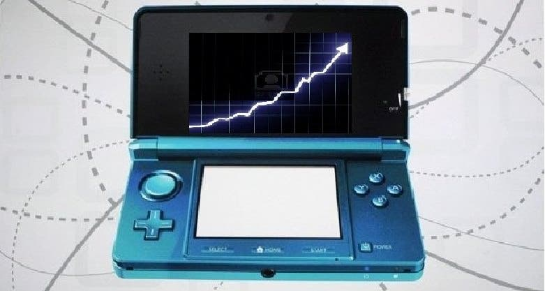 Nintendo 3DS sigue rompiendo records