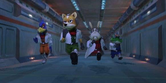 Echa un vistazo al tráiler de 'Star Fox 64' para la CV de Wii U