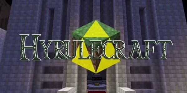 El Hyrule de Ocarina of Time ahora en Minecraft