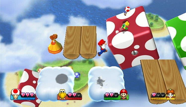 Fecha de lanzamiento y capturas de pantalla de Mario Party 9