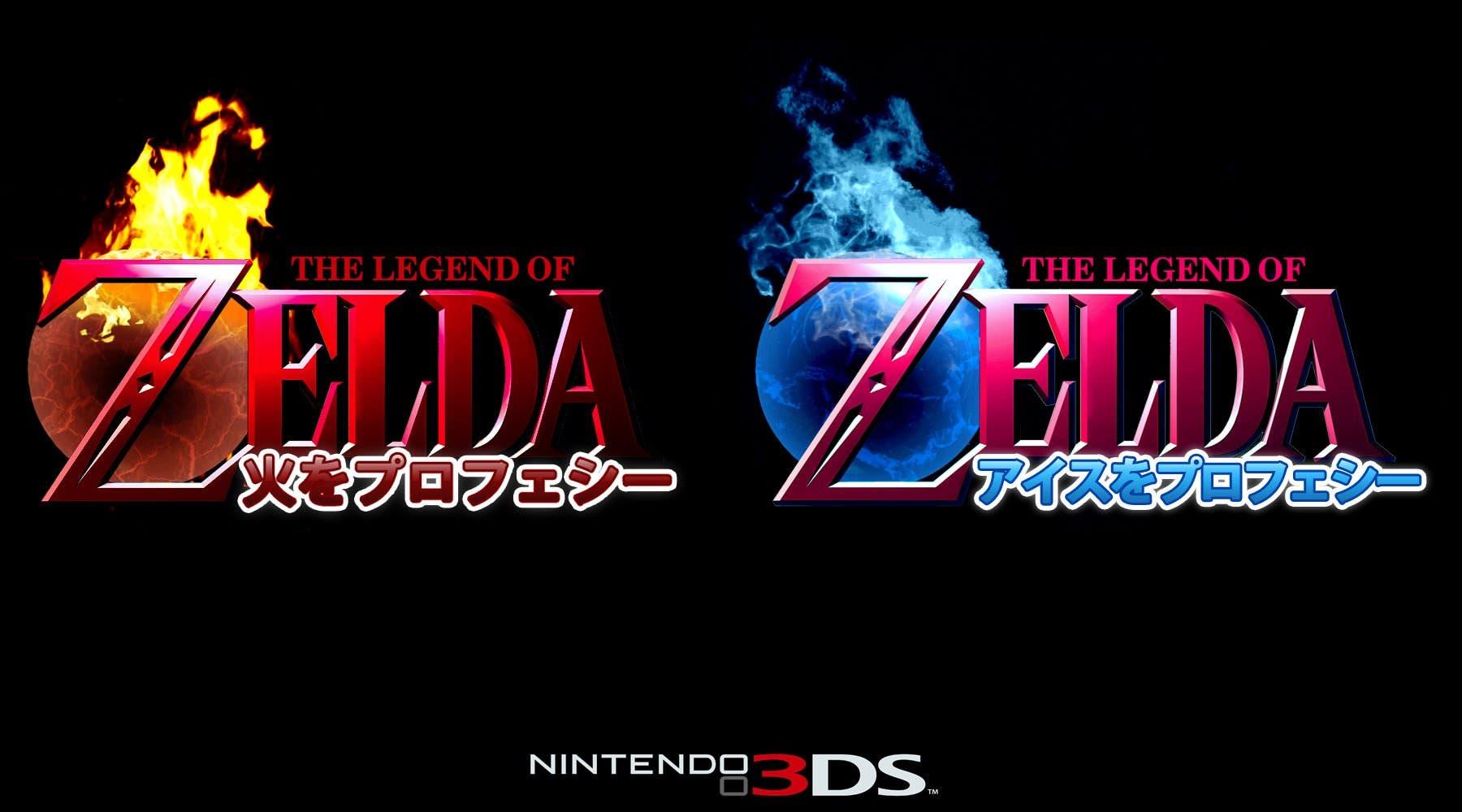 Mas evidencias demuestran que los dos Zeldas para 3DS son un Fake