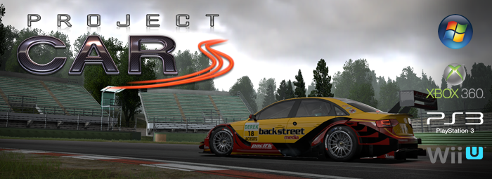 Project Cars, confirmado para Wii U