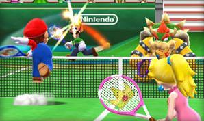El nuevo Mario Tennis para 3DS podría llamarse Mario Tennis Open
