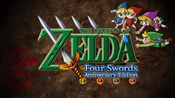 'The Legend of Zelda: Four Swords' gratis en la eShop americana