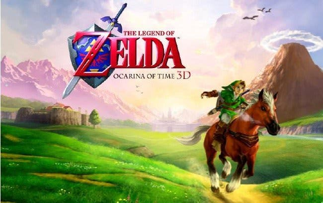 Amazon lanza a la venta una funda protectora para 2DS y 3DS de 'Ocarina of Time'