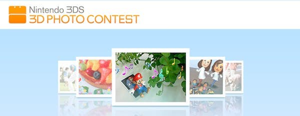 Nintendo organiza un concurso de fotografía 3D