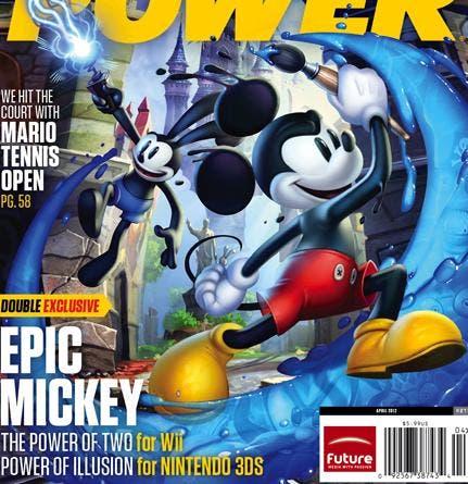 Epic Mickey: Power of Illusion en Nintendo 3DS