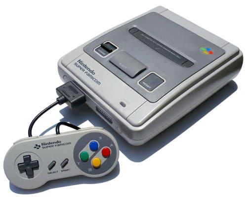 ¡Nuevo juego para Super Nintendo en 2013!