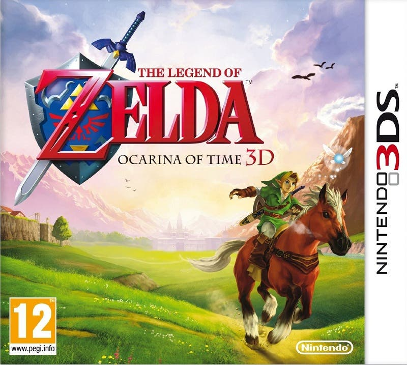 Game España vende 'A Link between worlds' por 20€ a cambio de 'Ocarina of Time 3D'