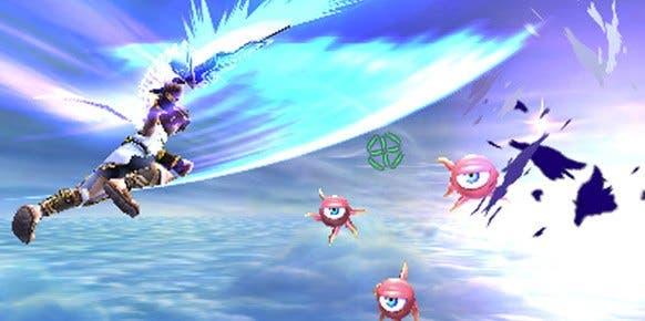 Kid Icarus: Uprising fue desarrollado inicialmente en PC y Wii