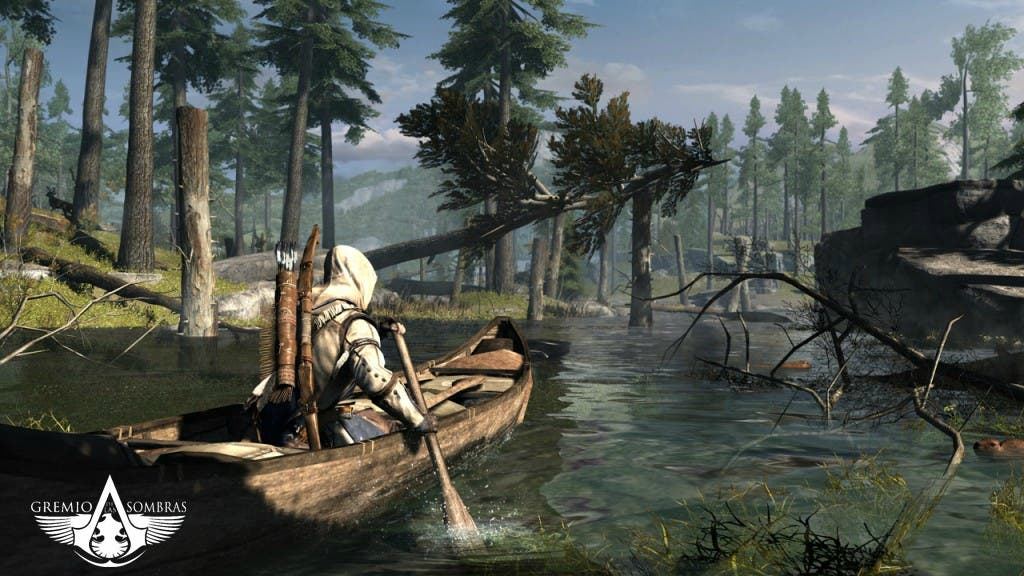 Detalles de Assassin's Creed 3 para Wii U