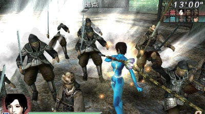 Dynasty Warriors VS,Cancelado para Occidente