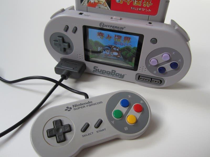[Retro] Supaboy, tu Super Nintendo portátil