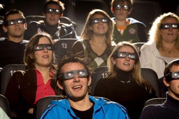 No importa ir a ver una película que se haya visto tropecientas veces más una. Lo importante es que ahora se ve en 3D.