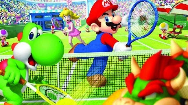 Nintendo Power da un notable bajo a Mario Tennis Open
