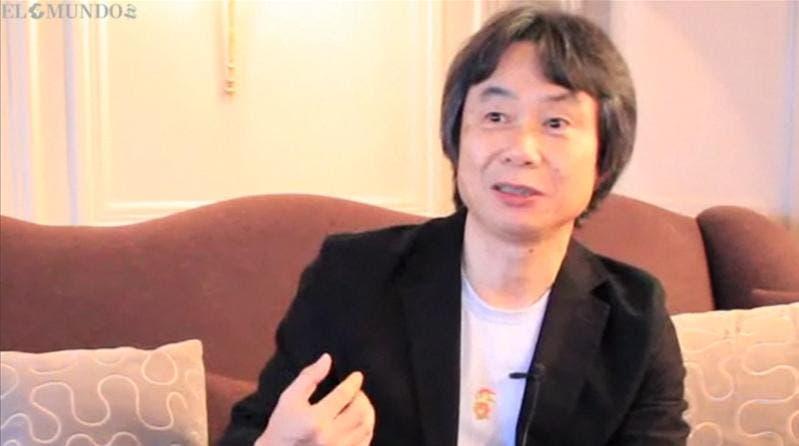 Miyamoto habla de su futura retirada y de futuros juegos de Super Mario y Wii Music para Wii U