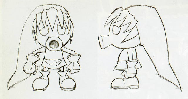 Arte conceptual de Zelda