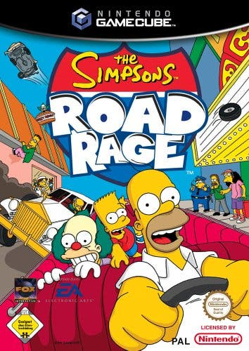 [Retroanálisis] The Simpons Road Rage