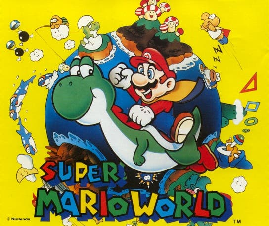 [Retroanálisis] Super Mario World