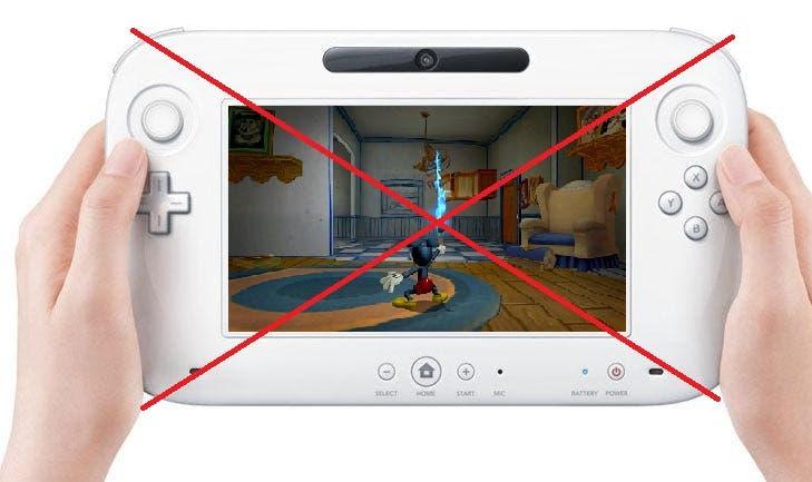 Epic Mickey 2 finalmente no llegará a WiiU